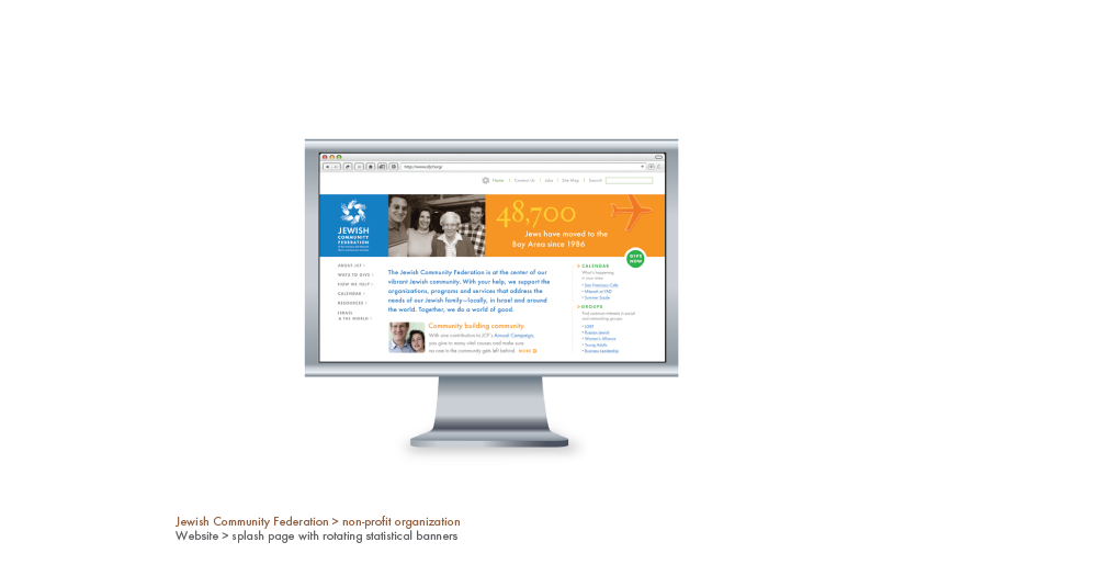 JCF website